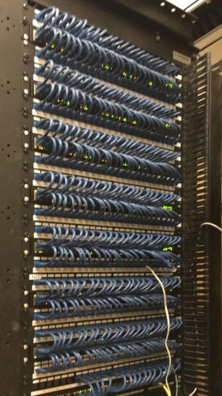 Data Wiring - Race Communications
