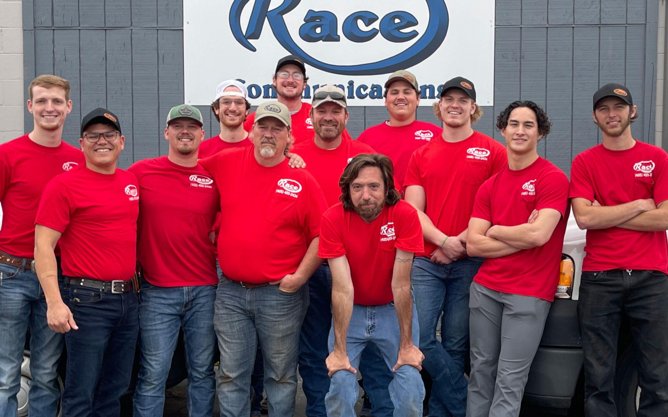 Race Communications - Group Photo